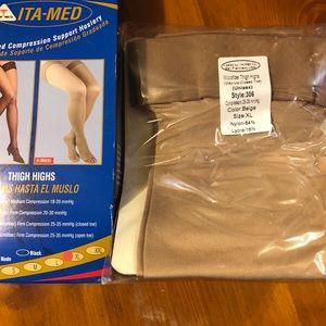 4251ffbb57 ITA-MED Accessories | Compression Stockings | Poshmark